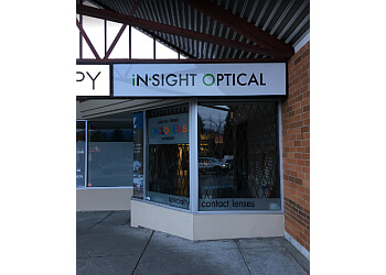 Burnaby optician In Sight Optical