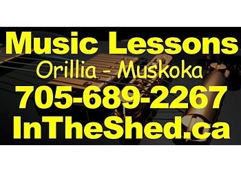 Orillia music school InTheShed Music Studio