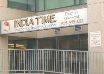 Newmarket indian restaurant India Time