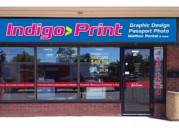 Brampton printer Indigo Print & Design