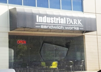 Langley sandwich shop Industrial Park Sandwich Works