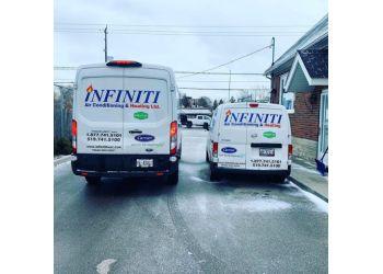 Kitchener hvac service Infiniti Air Conditioning & Heating Ltd.