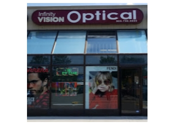 Richmond Hill optician Infinity Vision Optical