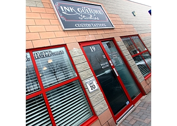 Whitby tattoo shop Ink Culture Studios