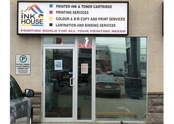 Saskatoon printer  Ink House Sales Ltd.