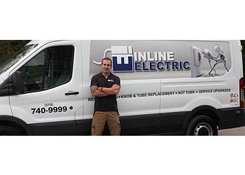 Cambridge electrician Inline Electric