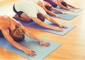 Prince George yoga studio Inner Creations Yoga