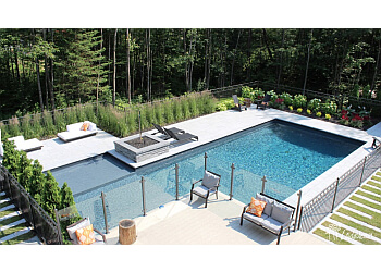 Drummondville landscaping company Innovations Paysagées Ladouceur