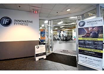 Coquitlam gym Innovative Fitness Coquitlam