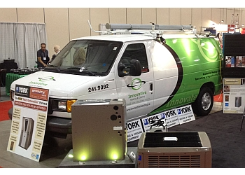 Saskatoon hvac service Innovative Heating & Cooling