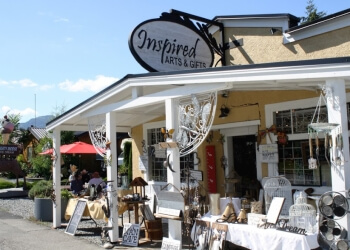 Chilliwack gift shop Inspired Arts and Gifts Inc.