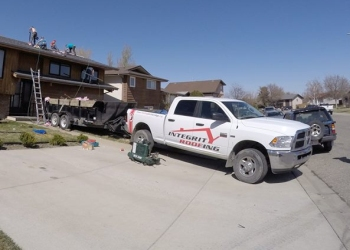 Lethbridge roofing contractor Integrity Roofing