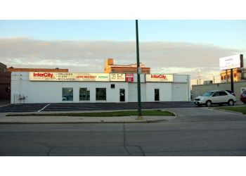 Winnipeg auto body shop InterCity Autobody