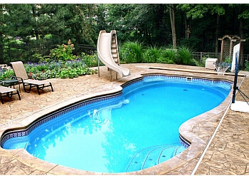 Oakville pool service International Pool and Spa Center