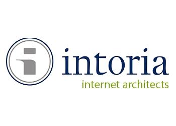 Calgary web designer Intoria Web Design