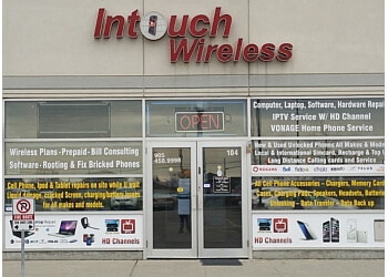 Brampton cell phone repair Intouch Wireless