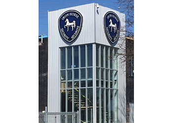 Toronto security guard company Iron Horse Security