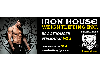Chilliwack gym Iron House Weightlifting Inc.