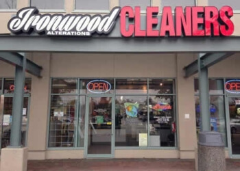 Richmond dry cleaner Ironwood Cleaners