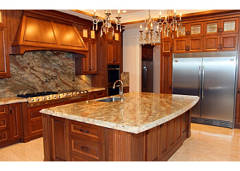 Island Dream Kitchens