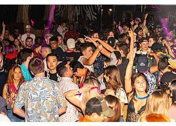 Burlington night club Island Nightclub Patio Bar