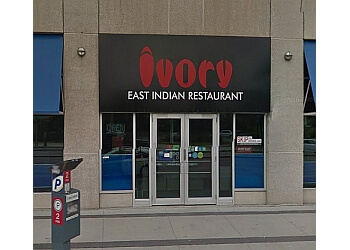 Winnipeg indian restaurant Ivory Restaurant
