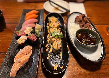 Edmonton japanese restaurant Izakaya Tomo Japanese Tapas Bar