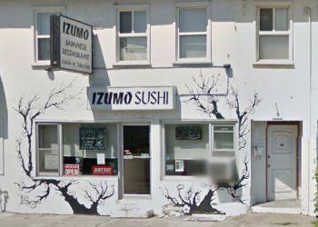 Kingston sushi Izumo Sushi