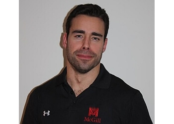 JAKE LUSSIER, MSc PT, BA PHED, CCM, IMS  Nanaimo Physical Therapists