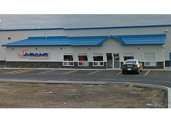 Grande Prairie auto body shop J Adams Autobody Ltd.