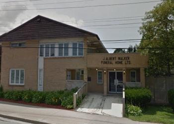 Halifax funeral home J. Albert Walker Funeral Home