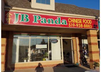Orangeville chinese restaurant JB PANDA Chinese Restaurant