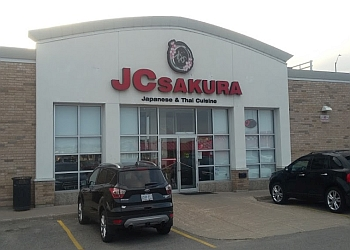 Sault Ste Marie japanese restaurant JC Sakura