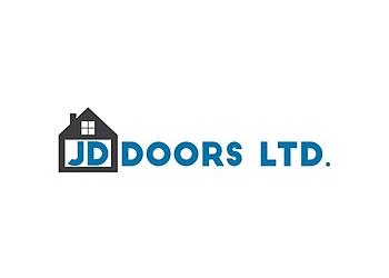 Edmonton garage door repair JD Doors Ltd.