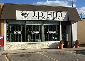 Brantford jewelry J.D. Hill Jewellers