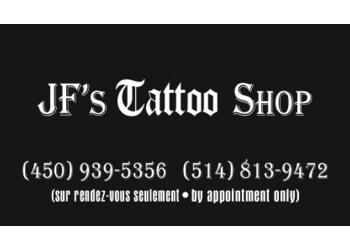 Blainville tattoo shop JF's Tattoo Shop