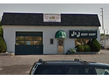 J & J Body Shop Sarnia Auto Body Shops