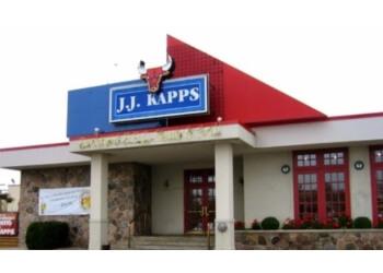 St Catharines bbq restaurant J.J. Kapps Backyard BBQ Steak & Grill