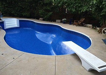 Waterloo pool service J&J Pool Service