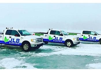 Regina electrician JLB Electric Ltd.