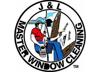 Hamilton window cleaner J & L Master Window Cleaning