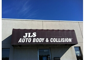 Kitchener auto body shop JLS Autobody & Collision