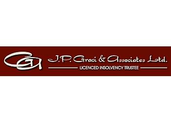 Brantford licensed insolvency trustee J.P. Graci & Associates Ltd.