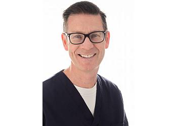 Oakville chiropodist J. Richard Werkman, DCH