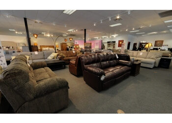Newmarket furniture store JR's Furniture Gallery