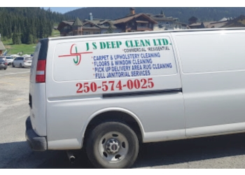 Kamloops commercial cleaning service JS Deep Clean LTD