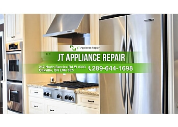Oakville appliance repair service JT Appliance Repair Oakville