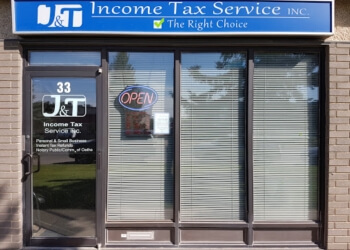 Saskatoon tax service J & T Income Tax Service inc.