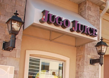 Oshawa juice bar JUGO JUICE