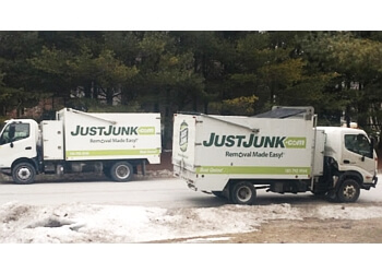 Barrie junk removal JUST JUNK